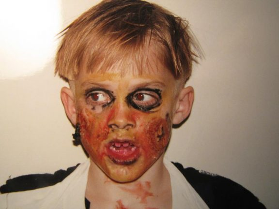 Zombie Nathan